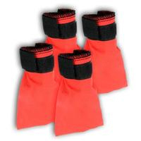 Non-Stop Dogwear Red Booties 4Stck.